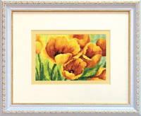 Набор для вышивки «Желтые тюльпаны»