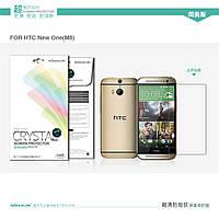 Защитная пленка Nillkin для HTC  New One 2 / M8 глянцевая
