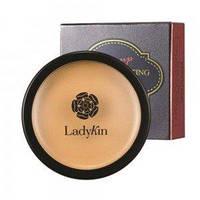 Пудра Фитинг покрытие на приближение LadyKin Close up Decuple Fitting skin cover 33  15g