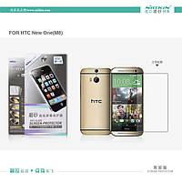 Защитная пленка Nillkin для HTC  New One 2 / M8 матовая