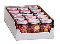 Леденцы Микро Fruitca Банка 120 гр  (Roks)