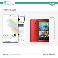 Защитная пленка Nillkin для HTC One E8  глянцевая