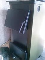 Двухконтурный котел на твердом топливе КОТВ-20 ПВ, фото 1