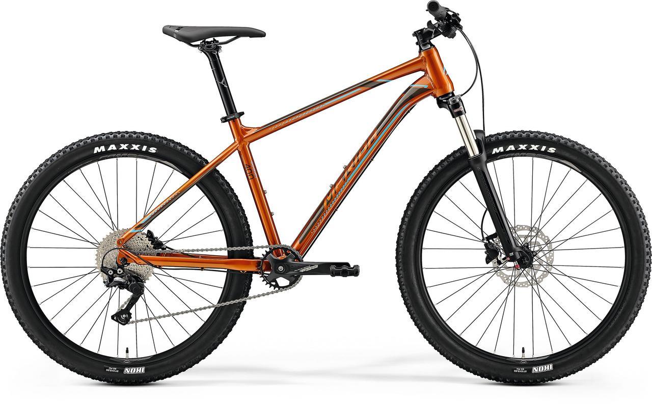 Велосипед горный MERIDA  BIG.SEVEN 400  2019