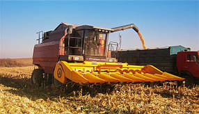 Жатки для уборки кукурузы ЖК-60 и ЖК-80