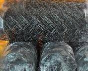 Сетка рабица без покрытия 1,2*50 1,8мм