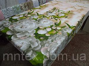 Ткань для пошива постельного белья бязь премиум  Цветущий сад