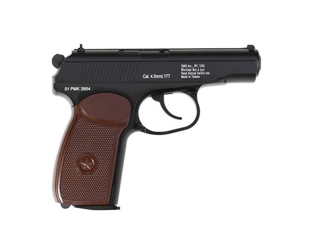 Пневматический пистолет Макарова Gletcher PM