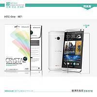 Защитная пленка Nillkin для HTC One / M7 глянцевая