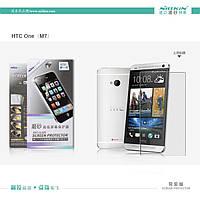 Защитная пленка Nillkin для HTC One / M7 матовая