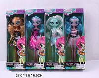 Кукла Novi Stars 4 вида, в коробке 27х9 см 903