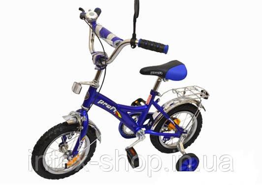 Велосипед Profi P1233 Синий