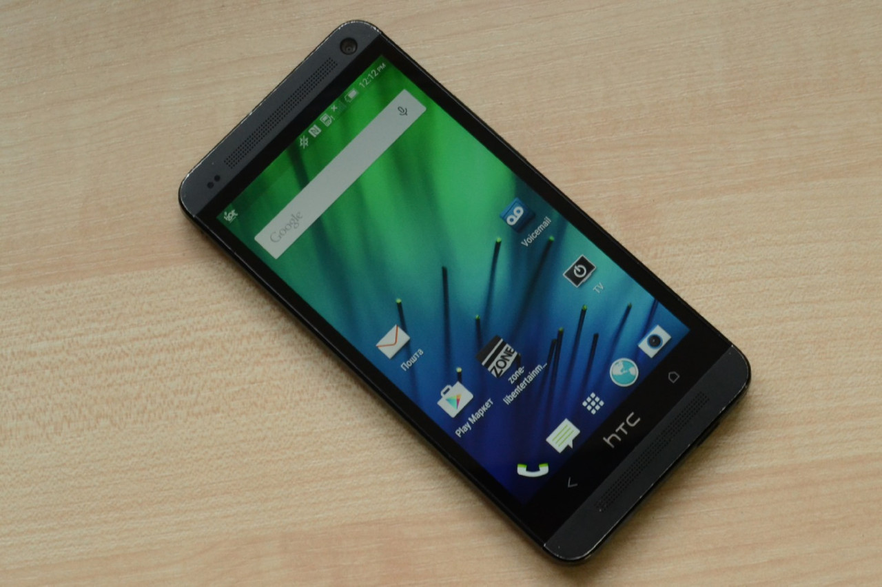 Смартфон HTC One M7 32Gb Black Оригинал!