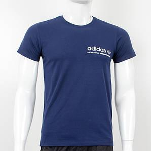 Спортивная футболка, Adidas (Синий)