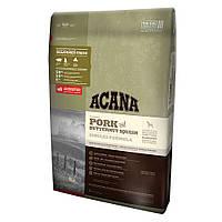 Acana Pork & Butternut squash корм для собак с чувствительным пищеварением, 11.4 кг, фото 1