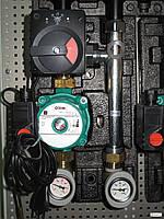 Насосная группа - ЕСО MK (смесительная) c насосом Hunch EnTEC HEAT-Line