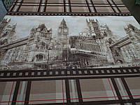 Ткань для пошива постельного белья бязь премиум Оксфорд