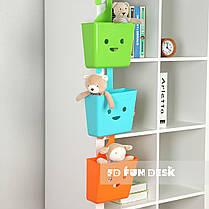 Корзинка для хранения MA 2 Orange CUBBY, фото 3