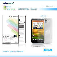 Защитная пленка Nillkin для  HTC One X глянцевая