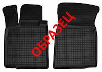 Коврики в салон Lancia Ypsilon (312_) 2011 - черные, полиуретановые (Avto-Gumm, 11376-11564) - передний водительский + пассажирский