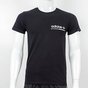 Спортивная футболка, Adidas (Черный)