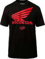 Футболка Fox Honda SS Tee чорна, M, фото 1