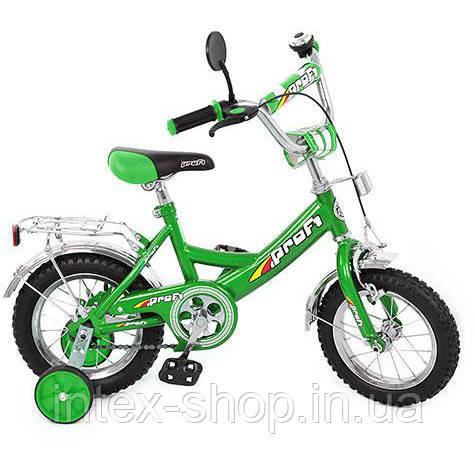 Велосипед Profi P1242 Зеленый