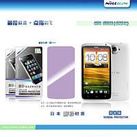 Защитная пленка Nillkin для  HTC One X матовая