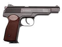 Пневматический пистолет Стечкина Gletcher APS Blowback, фото 1