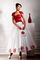"""Вечернее платье в стиле ретро """"Цветочный блюз"""" (продажа, напрокат)"""