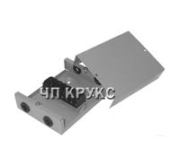 Соединительная металлическая коробка (4 ввода, 16 контактов, 215х135х45, IP40)