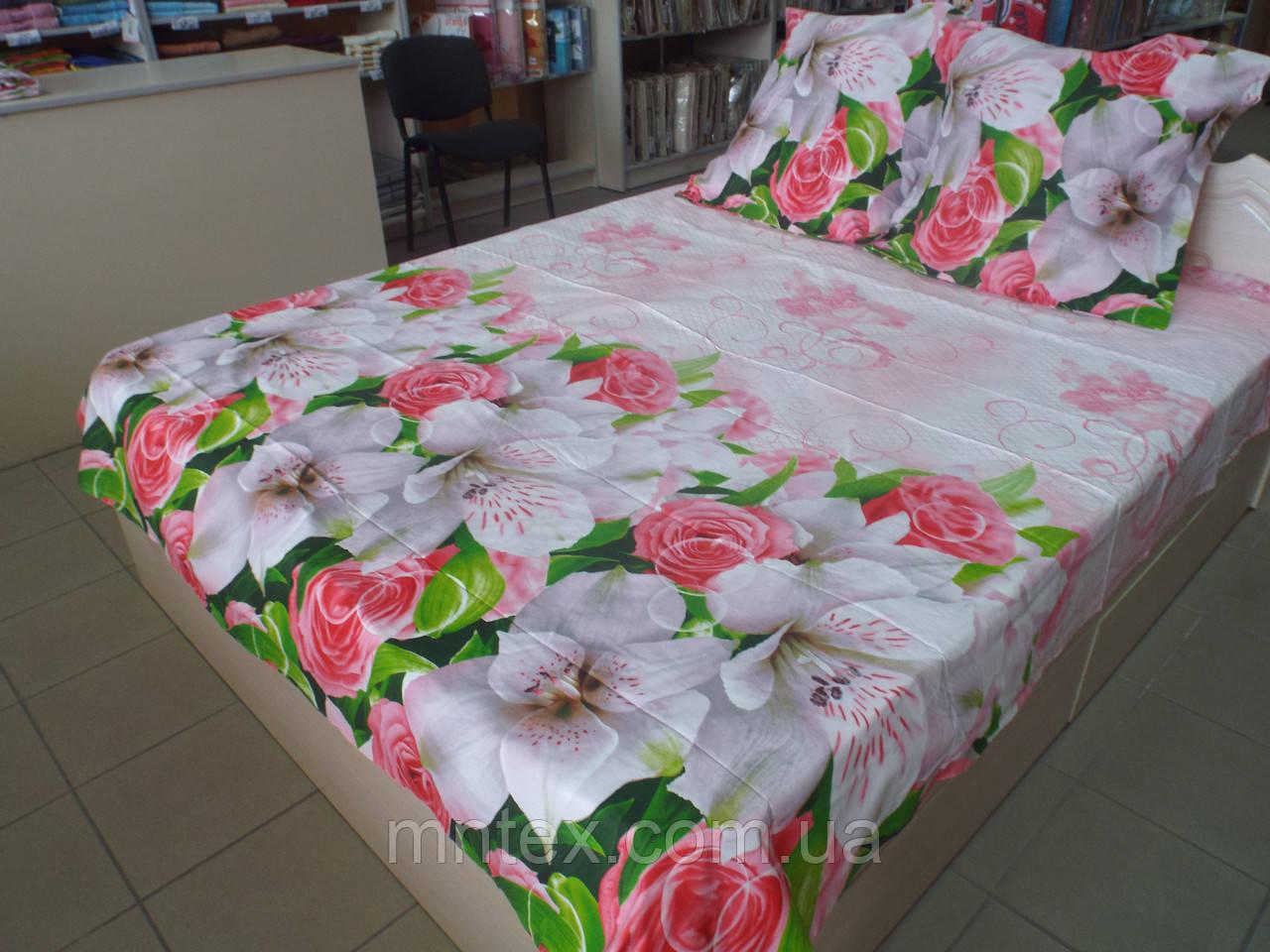 Ткань для пошива постельного белья бязь премиум Каприз