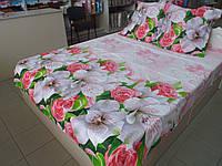 Ткань для пошива постельного белья бязь премиум Каприз, фото 1
