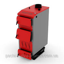 Твердотопливный котел Marten Praktik 15 (15 кВт), фото 2
