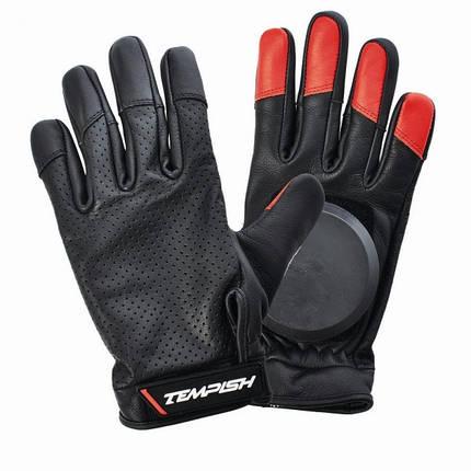 Защитные перчатки Tempish Red Devil для даунхилла, фото 2