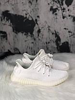 Мужские кроссовки Adidas Yeezy Boost 350 White, фото 2