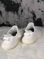 Мужские кроссовки Adidas Yeezy Boost 350 White, фото 3