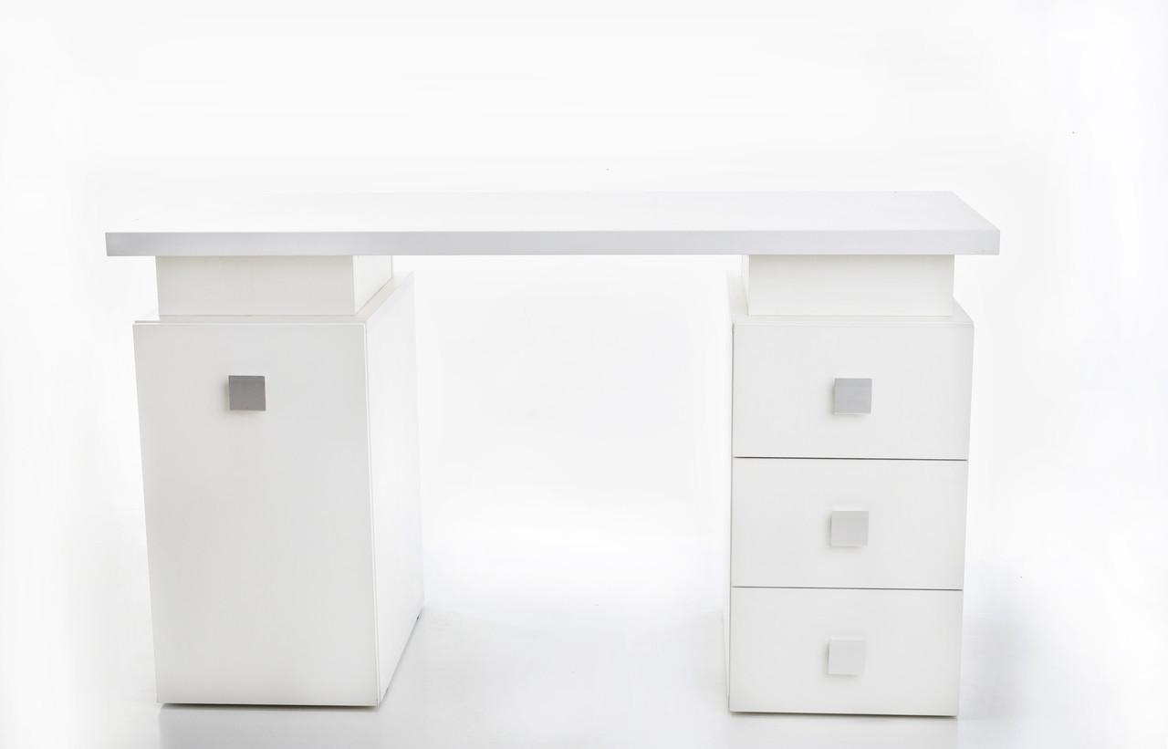 """Маникюрный стол на две тумбы """"Триумф"""""""