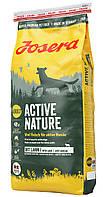 Сухой беззерновой корм для собак Josera Active Nature (Йозера Актив Нейчер) с мясом домашней птицы и ягненка