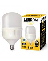 Лампа світлодіодна 50 Вт, Е27+Е40, 4500 Lm, 240*