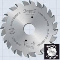 Пила Freud LI16M АА3- подрезная двухкорпусная дисковая 120х2,8-3,6х20х12+12