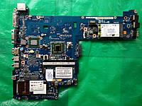 Материнская плата для ноутбука HP EliteBook 2530p нерабочая на запчасти