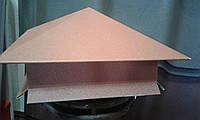 Накрывка (колпак) на столб 0,5 мм