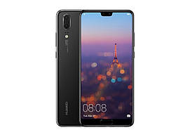 Смартфон HUAWEI P20 4/64GB Dual SIM Black (51092THG)