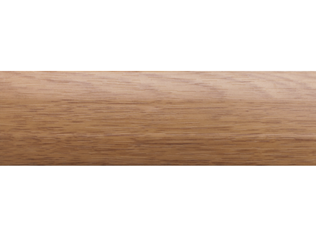 Профиль 6-А Дуб новый 30х5мм 1,8м