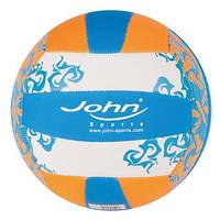"""Мяч волейбольный """"Пляж"""", неопрен, 5/22 см, в ассортименте"""