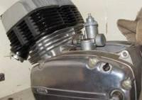 Двигатель мотоцикл JAWA (ява)634