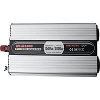 Инвертор NV-M1500Вт/12В-220В, AXIOMA energy