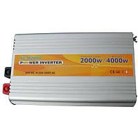 Инвертор NV-M2000Вт/12В-220В, AXIOMA energy
