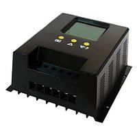Контроллер 80А 12В/24В с дисплеем (Модель-CM8024Z), JUTA